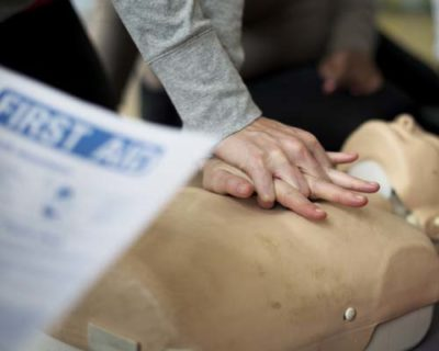 Level 3 Award in First Aid at Work (RQF) – 3 days