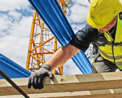 Level 2 NVQ Diploma in Formwork (Formwork Carpenter)