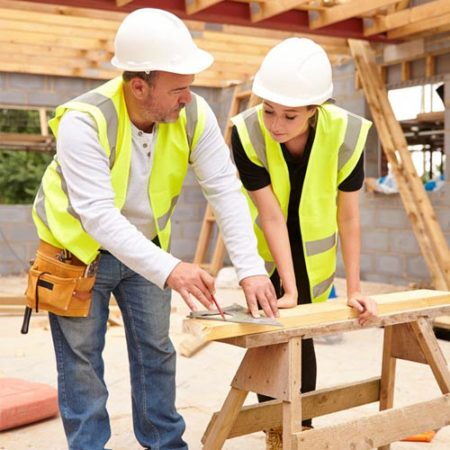 Level 3 NVQ Diploma in Wood Occupations (Construction) – Architectural Joinery