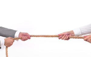 Handling and Resolving Conflict