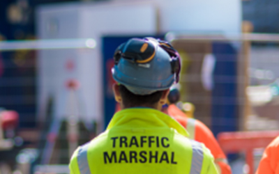 Construction Traffic Marshal (Online)